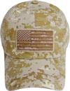 MI-037 US Flag Cotton