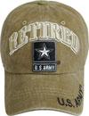 CM-1049 Army Star Retired