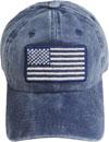 MI-035 US Flag Cotton