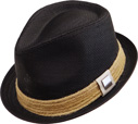 SF-121 Straw Fedora