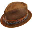 SF-253 Up Brim Fedora