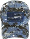 MI-028 US Flag Cotton