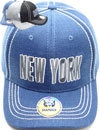 FS-741 New York Linen Snapback