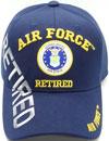 MI-707 Air Force Retired Emb