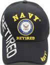 MI-716 Navy Retired Emb