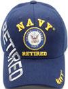 MI-717 Navy Retired Emb