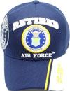 MI-596 Air Force Shield Retired