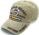 CM-1086 Vietnam Veteran Purple Heart