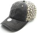 BP-142 Plain Leopard Cap