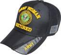 MM-159 Army Woman Retired