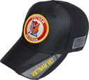 MM-144 Vietnam Veteran Flag Shield