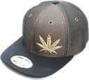 FS-577 Marijuana Honeycomb Snapback