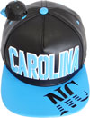 FS-436 Carolina PU Rubber Snapback