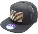 FS-249 US Flag Shiny Frequency Snapback