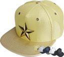 FS-490 Star Shiny Mesh HF Snapback