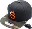 FS-635 HF Dollar Sign Snapback