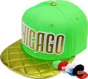 FS-979 Chicago Quilt Snapback