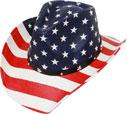 SC-303 Flag Cowboy Hat