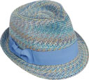 SF-147 Straw Fedora