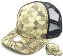 CT-094 Tactical Camo Meshback Trucker