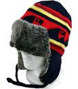 WS-327 Knit Fur Trooper Black(Dz)