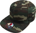 FS-066 100% Cotton Snapback G.Camo