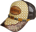 MS-301 El Salvador Bamboo Trucker