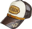 MS-314 Michoacan Bamboo Trucker