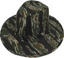 CP-018 Tiger Camo Boonie Hat