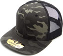 CT-028 Cambridge Mesh Trucker