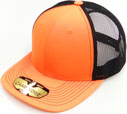 CT-035 Cambridge Mesh Trucker