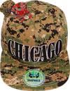 FS-397 Chicago Digital Snapback