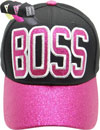 DL-118 Boss Cotton Glitter