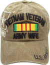 CM-1054 Army Wife Vietnam Veteran