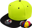 FS-064 100% Cotton Mixed 2Tone Snapback