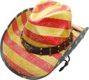 SC-314 Flag Cowboy Hat