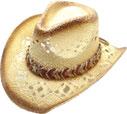 SC-292 Straw Hat