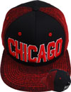 FS-406 Chicago Crack Snapback