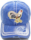 TR-188 Rooster Cotton Vintage