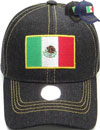 DN-116 Mexico Flag Denim