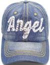 LD-222 Angel Rhinestone