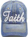 LD-227 Faith Rhinestone