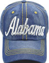 LD-140 Alabama Rhinestone