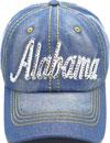 LD-141 Alabama Rhinestone