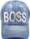 LD-153 Boss Rhinestone