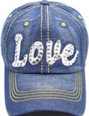 LD-156 Love Rhinestone