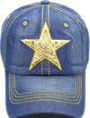 LD-164 Star Rhinestone