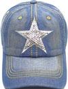 LD-165 Star Rhinestone