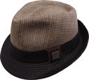 SF-125 Straw Fedora