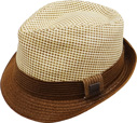 SF-127 Straw Fedora